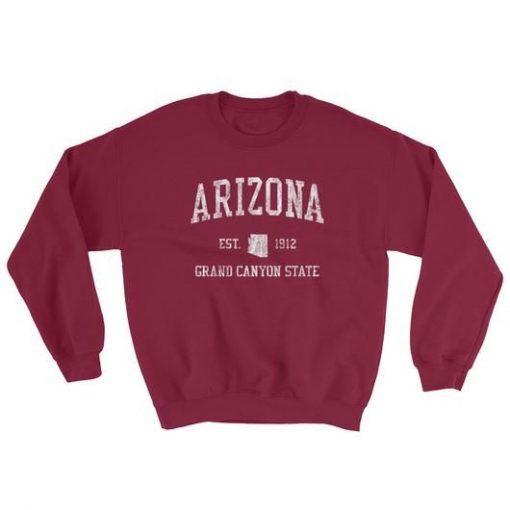 Arizona Sweatshirt AD01