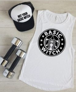 Basic Witch Tank Top EC01