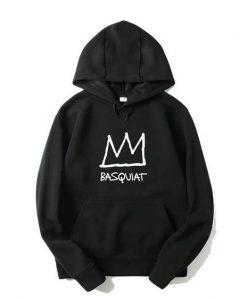Basquiat Women Hoodie EL01