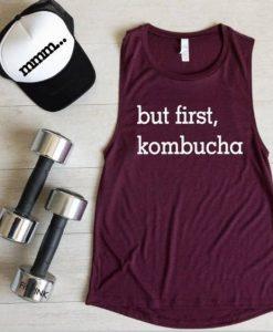 But First, Kombucha Tank Top EC01
