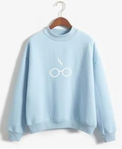 Harry Potter Scar Sweatshirt AD01