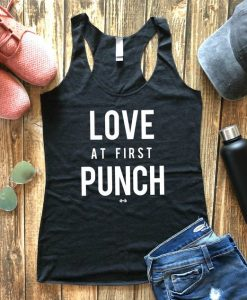 Love at First Punch Tank Top EC01