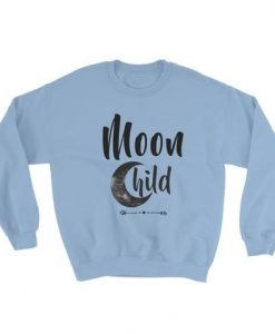 Moon Child Sweatshirt AD01