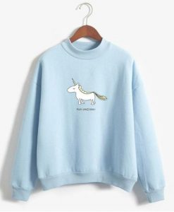 Run Unicorn Sweatshirt AD01