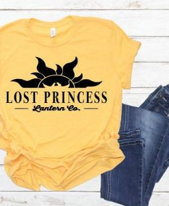 Tangled Lost Princess Tshirt EC01