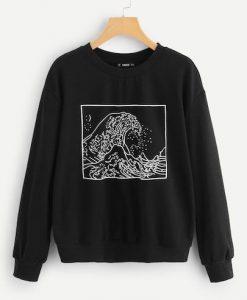 Wave Sweatshirt AD01