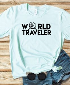 World Traveler Shirt EC01