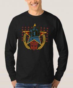 Autobot Patriotic Badge Sweatshirt AD01