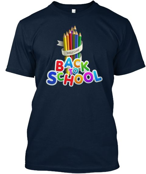 Back To The School T-shirt FD01