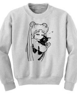 Sailor Moon Sweatshirt FD01