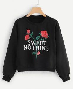 Sweet Nothing Sweatshirt FD01