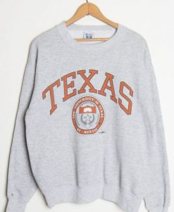 TEXAS University Sweatshirt SN01