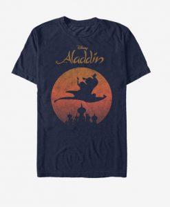 Aladdin Flying T-Shirt FR01
