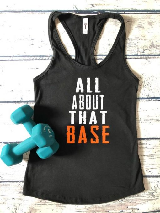 All About That Base Tanktop ZK01