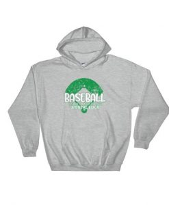 Baseball Is All About Hoodie EL01