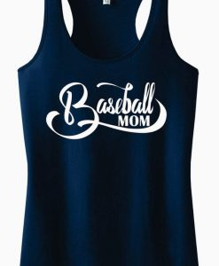 Baseball Mom Tank Top SN01
