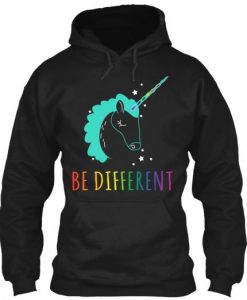 Be Different Hoodie ZK01