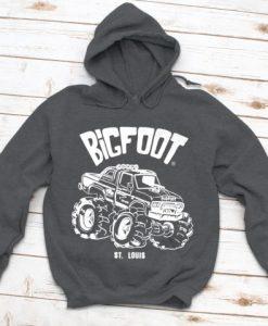 Bigfoot Hoodie EL01