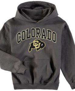 Colorado Buffaloes Hoodie EL01