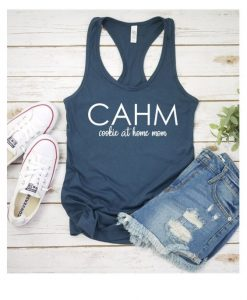 Cookie At Home Mom Tank top DV01