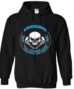 EUGENE The Name The My th The Legend Hoodie KH01