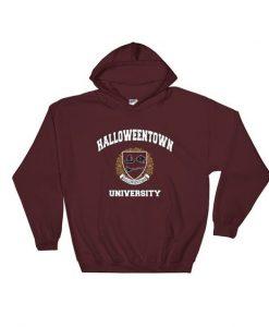 Halloweentown University Hoodie EL01