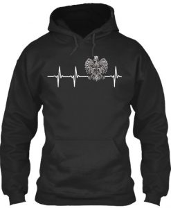 Heart Eagle Hoodie ZK01