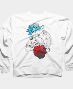 Skull and Rose Sweatshirt GT01