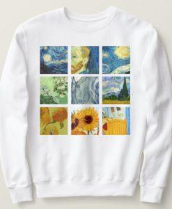 Van Gogh Att Sweatshirt GT01