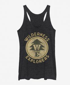 Wilderness Explorer Tank Top FD01