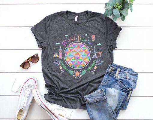 'World Traveler T-Shirt AV01