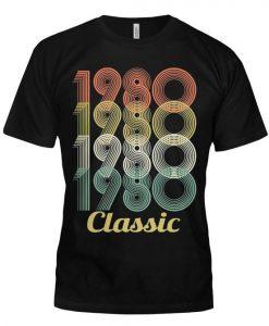 1980 Classsic T Shirt SR01