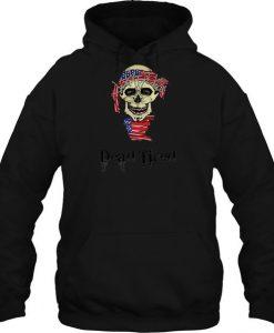 American Skull Hoodie EM01