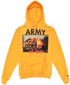 Army Of Me Hoodie EL29