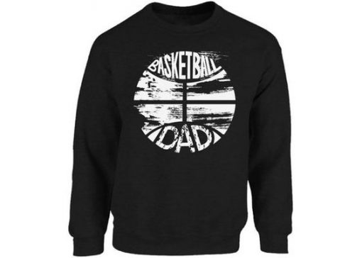 Basketball Dad Sweatshirt ER01