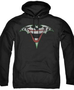 Batman Logo Hoodie EM01