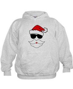 Cool Santa Claus Hoodie AI01]