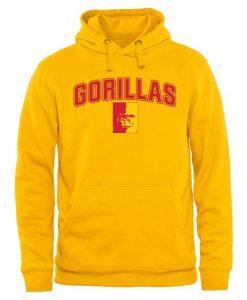 Gorillas Proud Hoodie EL29