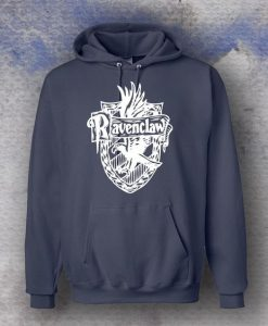 Harry Potter Inspired Ravenclaw Hoodie FD01