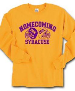Homecoming Yellow Sweatshirt EL29