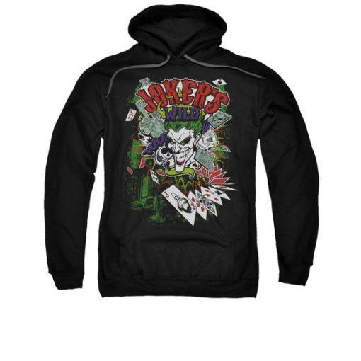 Jokers Wild Hoodie EM01
