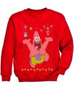 Spongebob Ugly Sweatshirt AI01