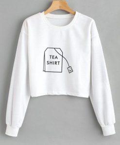 Tea Tee Sweatshirt SR30