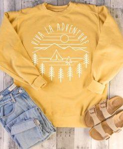 Viva La Adventure Sweatshirt EL29