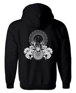 Wolf Skull Hoodie EM01