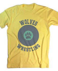 Wrestling Vintage T-Shirt EL29