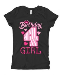 4th Birthday T-Shirt EL2N