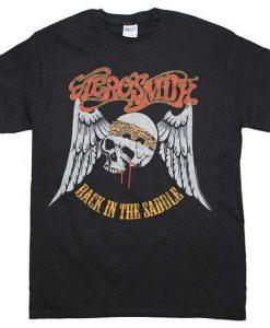 Aerosmith Band T-Shirt DV2N
