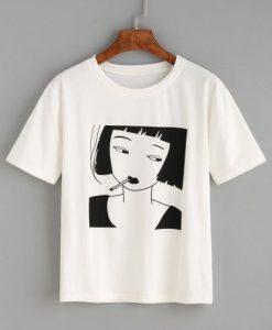 Women design T-shirt FD2N