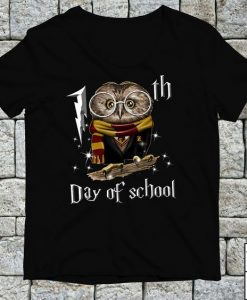 100th Day Of School T-Shirt FD17J0
